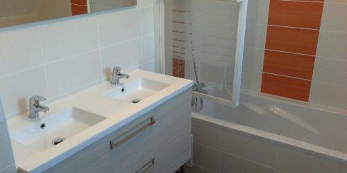 meuble double vasque 120cm